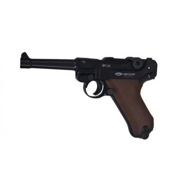 Pistolet pneumatyczny Co2 Gletcher Luger P08Blowback