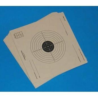 Tarcze karabinkowe 14x14 cm -100 sztuk