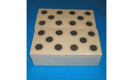 Tarcze karabinkowe (5x) - 1000 sztuk