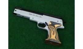 Pistolet pneumatyczny HW 45 SILVER STAR