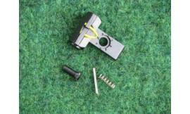 Szczerbinka Tru Glo do pistoletu Weihrauch HW40/45/70/75 - komplet / [HW9264]6787