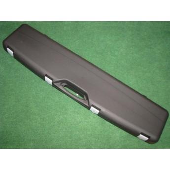 Kufer na karabinek - czarny
