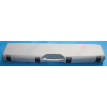 Kufer na karabinek - szary