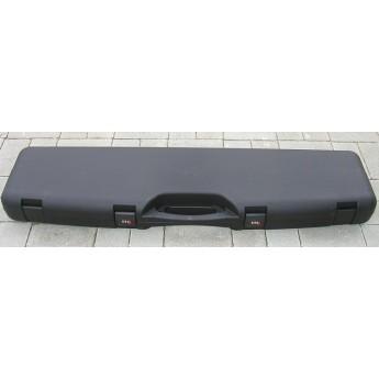 Kufer na karabinek z zamkiem 110 cm- czarny
