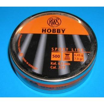 Śrut 4,5 mm RWS Hobby