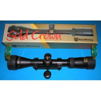 Celownik optyczny Nikko Stirling GCA 2-7x32 Mil-Dot