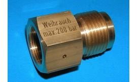 Przejściówka 200 bar do karabinków HW100 / [HW2705K]5205