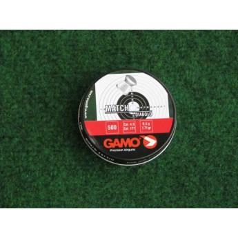Śrut 4,5 mm Gamo Match Diabolo