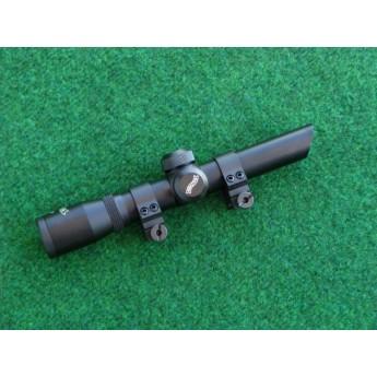 Celownik do pistoletów Walther 2x20 - czarny