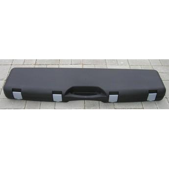 Kufer na karabinek 110cm - czarny