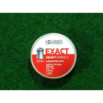 JSB Exact Heavy 4,5 mm
