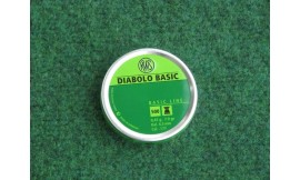 RWS Diabolo Basic 4,5mm