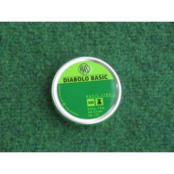 RWS Diabolo Basic 4,5mm