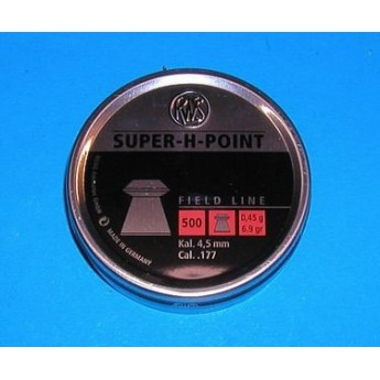 RWS Super Hollow Point 4,5mm
