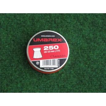 Śrut 5,5 mm Umarex Classic płaski