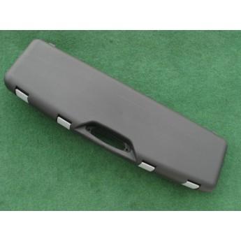 Kufer na karabinek krótki  - czarny