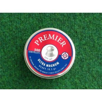 Śrut 4,5 mm Crosman Premier Ultra Magnum 10,5gr