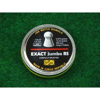 Śrut JSB Exact Jumbo RS 5,5mm